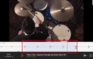 How to play a loop and repeat html5 video musicgurus